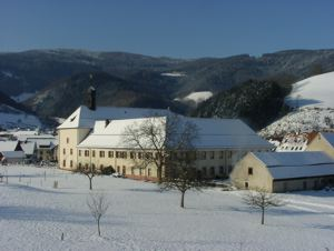 Kloster in Oberried